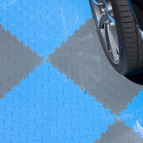 MotoLock - Interlocking Floor Tiles